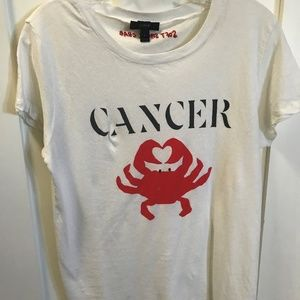 Horoscope T-shirt (Cancer)